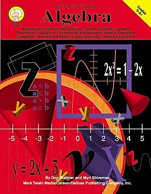 Mark Twain Algebra Workbook
