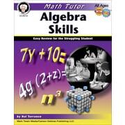 Mark Twain Math Tutor: Algebra Resource Book
