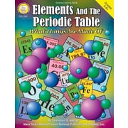 Mark Twain Elements and the Periodic Table Resource Book