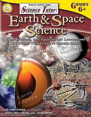 Mark Twain Science Tutor Resource Book, Scientific Methods, Grades 6+