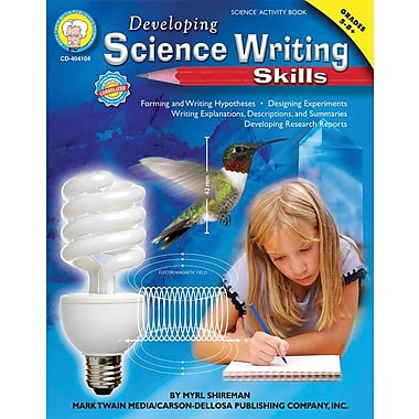 Mark Twain Developing Science Writing Skills Resource Book