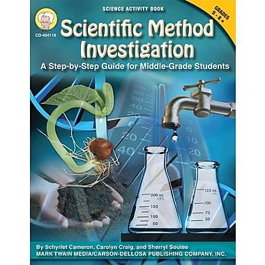 Mark Twain Scientific Method Investigation Resource Book