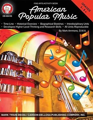 Mark Twain American Popular Music Resource Book
