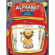 Frank Schaffer Alphabet Dot-to-Dot Workbook