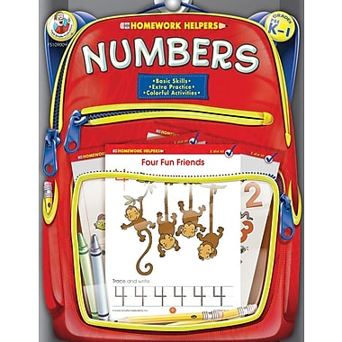 Frank Schaffer Numbers Workbook