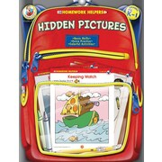Frank Schaffer Hidden Pictures Workbook