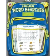 Frank Schaffer Challenge Word Searches Workbook