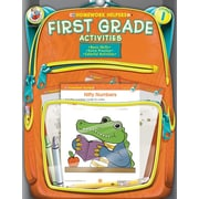 Frank Schaffer First Grade Activities Homework Helper Workbook