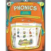 Frank Schaffer Phonics Workbook, Grade 1