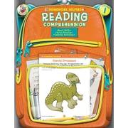 Frank Schaffer Reading Comprehension Workbook, Grade 1