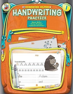 Frank Schaffer Handwriting Practice Workbook
