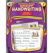 Frank Schaffer Manuscript Handwriting Workbook