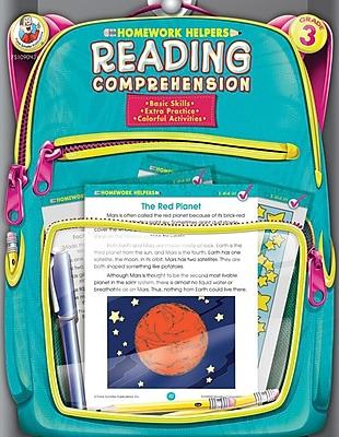 Frank Schaffer Reading Comprehension Workbook, Grade 3
