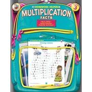 Frank Schaffer Multiplication Facts Workbook