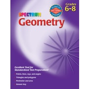 Spectrum Geometry Workbook