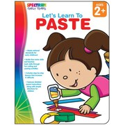 Spectrum Let's Learn to Paste Workbook