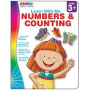 Spectrum Numbers & Counting Workbook