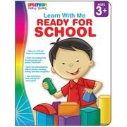 Spectrum Ready for School Workbook