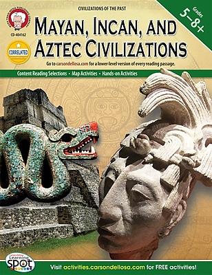 Mark Twain Mayan, Incan, and Aztec Civilizations Resource Book