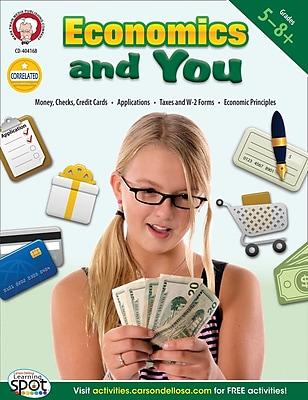Mark Twain Economics and You Resource Book