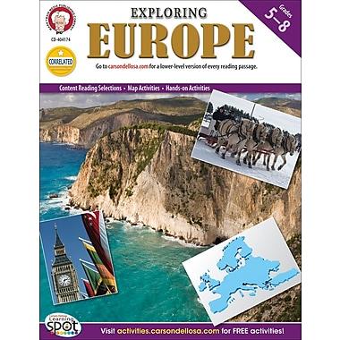 Mark Twain Exploring Europe Resource Book