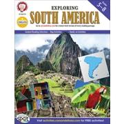Mark Twain Exploring South America Resource Book, Grades 5 - 8