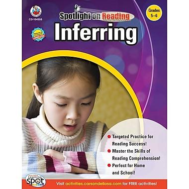 Frank Schaffer Inferring Resource Book, Grades 5 - 6