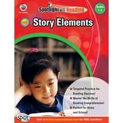 Frank Schaffer Story Elements Resource Book, Grades 1 - 2