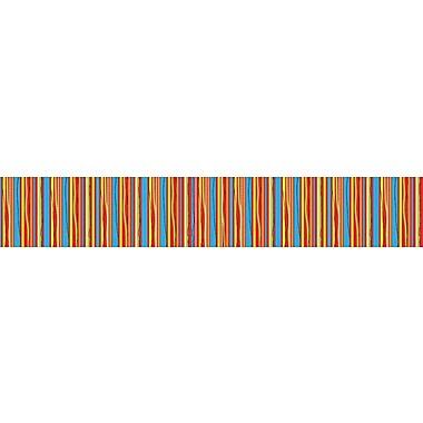 Carson-Dellosa Colorful Stripes Borders