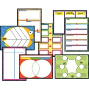 Carson-Dellosa Graphic Organizers Bulletin Board Set