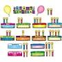 Carson-Dellosa Birthday Cakes Bulletin Board Set, Grades PK