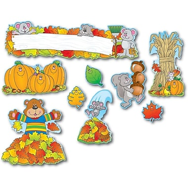 Carson-Dellosa Fall Bulletin Board Set