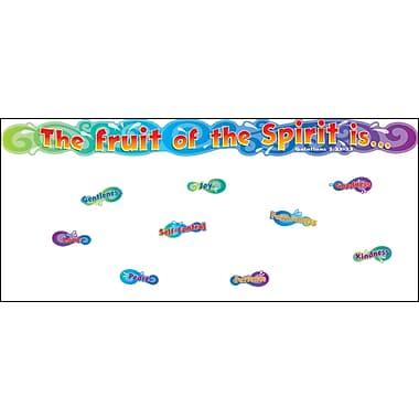 Carson-Dellosa The Fruit of the Spirit Bulletin Board Set (210021)
