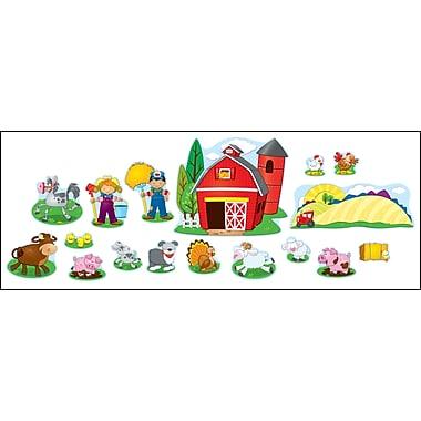 Carson-Dellosa Farm Bulletin Board Set (110175)