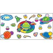 Carson-Dellosa Out of This World Bulletin Board Set