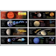 Mark Twain Solar System Bulletin Board Set