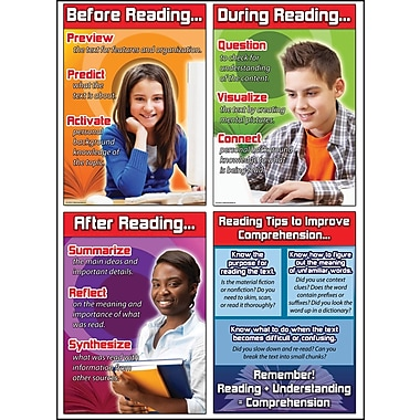 Carson-Dellosa Mark Twain Reading Comprehension Bulletin Board Set (410074)