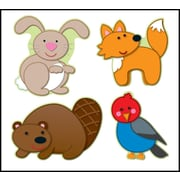 Carson-Dellosa Woodland Animals Cut-Outs