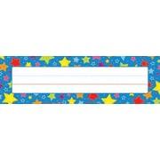 Carson-Dellosa Stars Nameplates