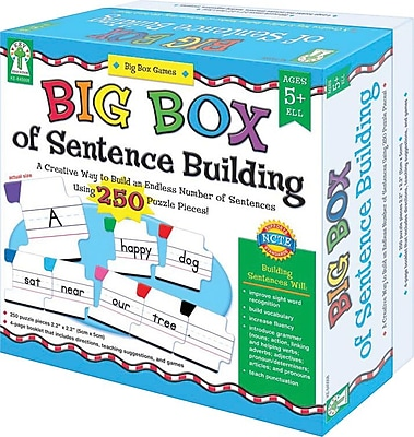 Key Education Big Box of Sentence Building