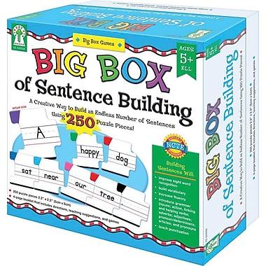 Key Education Big Box of Sentence Building Manipulative