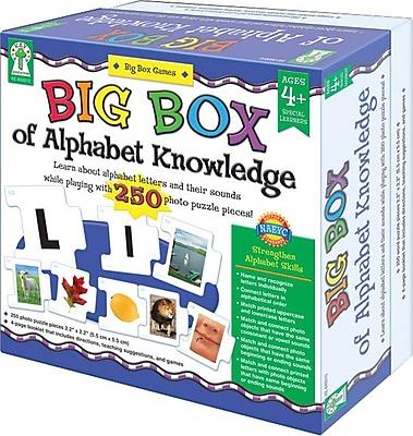 Key Education Big Box of Alphabet Knowledge Board Game