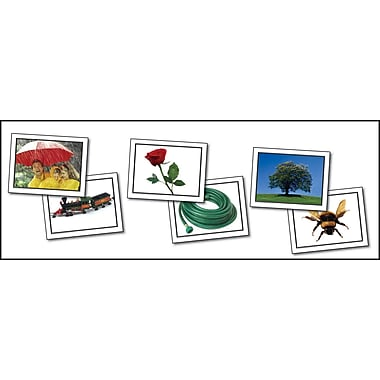 Key Education Rhyming Pairs Learning Cards