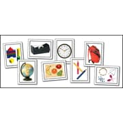 Key Education Nouns Learning Cards, Grades PK - 1, ELL