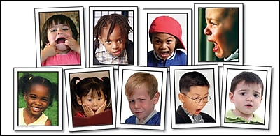 Key Education Facial Expressions Learning Cards