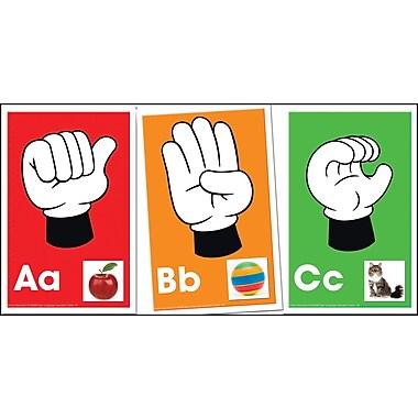Key Education Alphabet Learning Cards