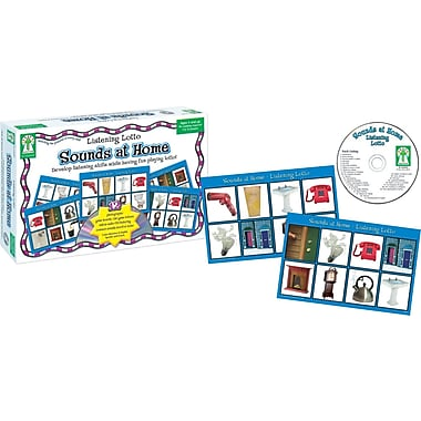 Key Education Listening Lotto: Sounds at Home Board Game