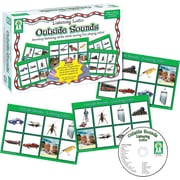 Key Education Listening Lotto: Outside Sounds Board Game