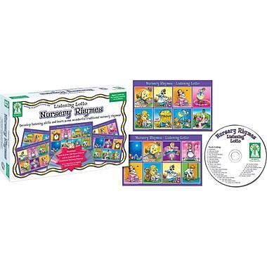 Key Education Listening Lotto: Nursery Rhymes Board Game