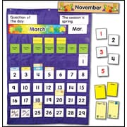 Carson-Dellosa Complete Calendarr and Weather Pocket Chart